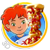 icon for Sneak a Snack HD Lite - 3D interactive children's story book with fun factor!